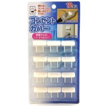 Dụng cụ bịt ổ điện Nhật Bản 12 chiếc