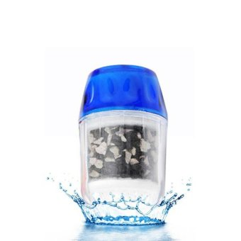 Đầu lọc nước tại vòi Huy Tuấn (xanh)