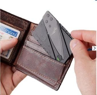 Bộ 3 dao xếp hình ATM Fourtech (Đen)