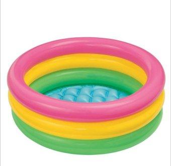 Bể bơi 3 màu 3 tầng chất lượng cao