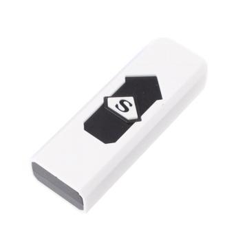 Bật Lửa Không Dùng Gas Hình USB USA Store (Đen)