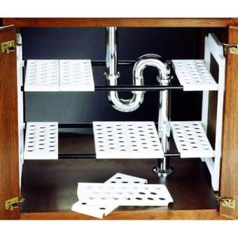 Kệ nhà bếp 2 tầng đa năng đặt dưới bồn rửa chén - kệ gầm nhà bếp - 8521423 , OE680HLAA6FT8YVNAMZ-11870123 , 224_OE680HLAA6FT8YVNAMZ-11870123 , 276000 , Ke-nha-bep-2-tang-da-nang-dat-duoi-bon-rua-chen-ke-gam-nha-bep-224_OE680HLAA6FT8YVNAMZ-11870123 , lazada.vn , Kệ nhà bếp 2 tầng đa năng đặt dưới bồn rửa chén - kệ gầ