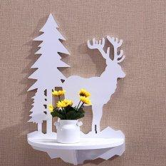 Trang bán Kệ treo tường Reindeer Nhật Minh CD309