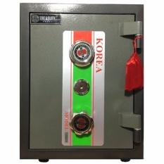két sắt chống cháy Treasury Bank KCC56