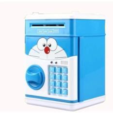 Két sắt mini Doraemon cho bé TG044