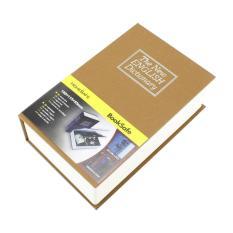 Két sắt mini giả sách GD058N (Nâu)