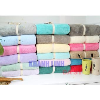 Khăn tắm, khăn đi biển AOKEE - Nhật Bản bằng vải Polyester(75x150cm)