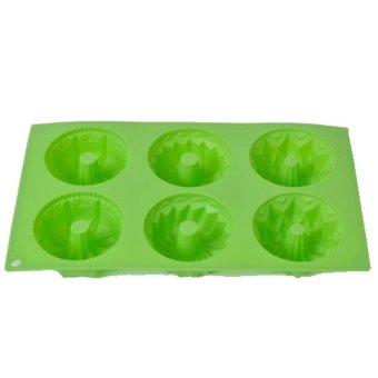 Khay làm bánh silicon TS-387-2 33.3x21.8x4.5cm