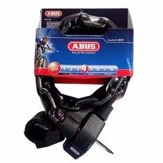 Khóa dây xích ABUS 6800/75 (Màu Đen)