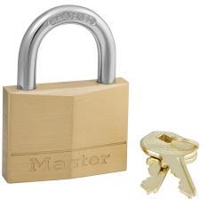 Khóa thân đồng Master Lock 150 EURD (Vàng đồng)