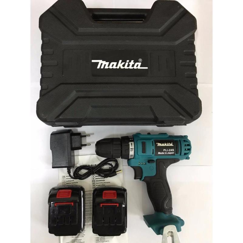 Khoan bắt vít makita chạy pin 12V