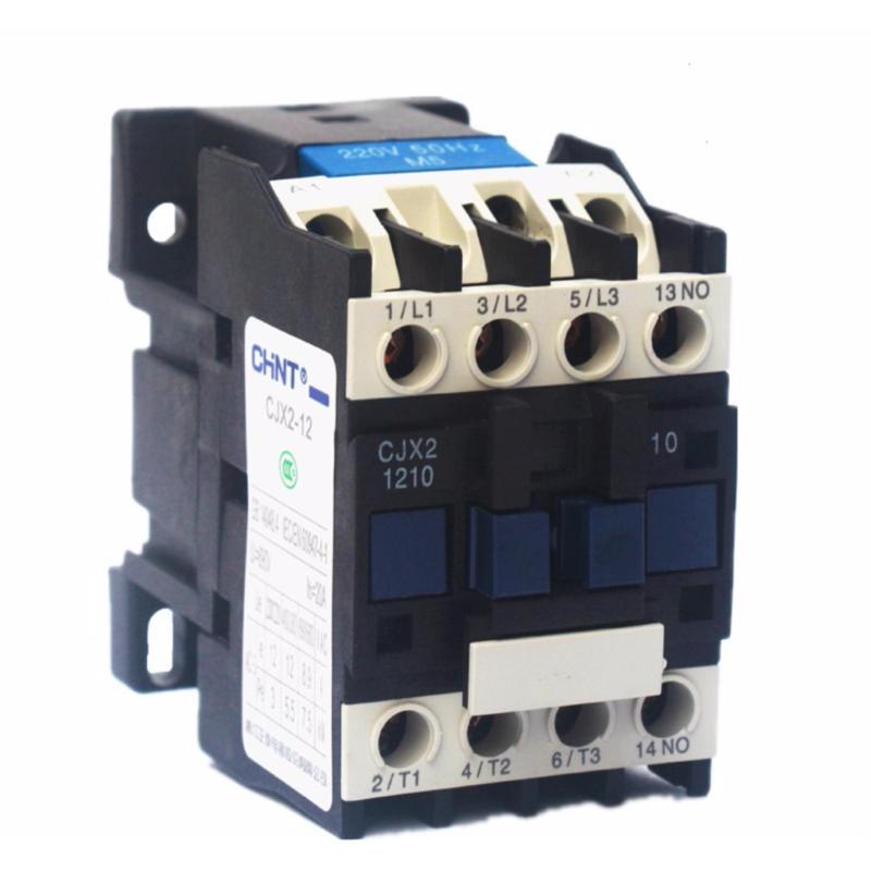 Bảng giá Mua khởi động từ AC contactor CHINT CJX2-1210 (380V 12A)