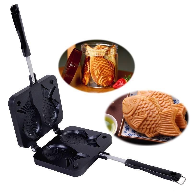 Khuôn bánh cá nướng Nhật HT022-ME