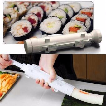 Khuôn cuốn sushi tiện lợi giúp làm món sushi siêu tốc