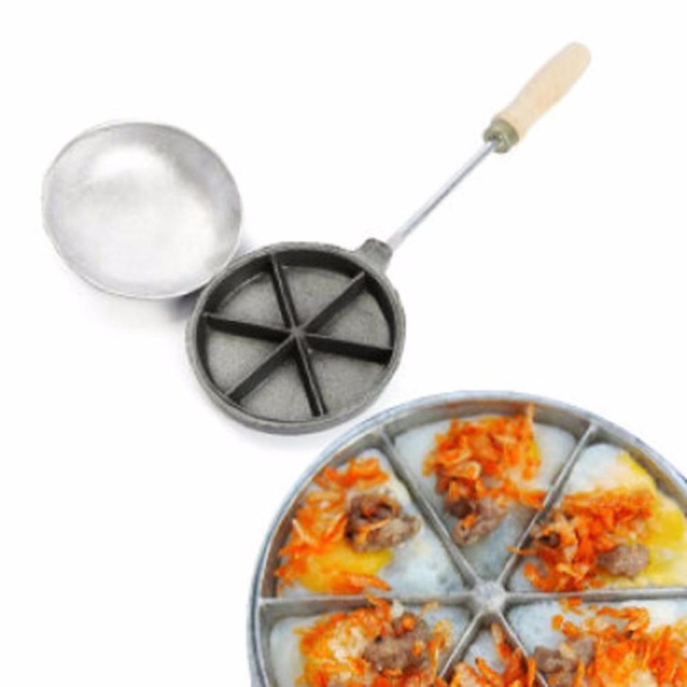 Khuôn Làm Bánh Trứng Cút Nướng Bánh Tam Giác Chống Dính