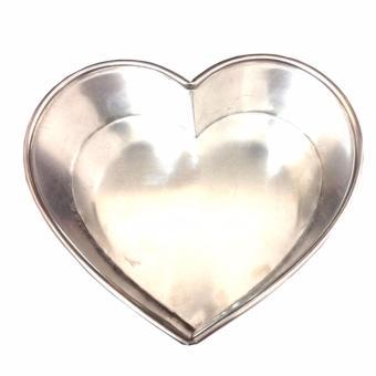 Khuôn nhôm Trái tim làm bánh Phương Anh 24