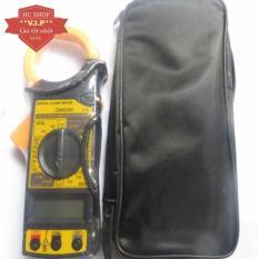 Kìm đo điện vạn năng DM266 + tặng Pin
