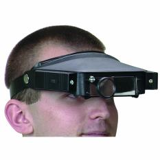Kính lúp đội đầu có đèn zoom 1,8 lần, 2.3x, 3.7x, 4.8x