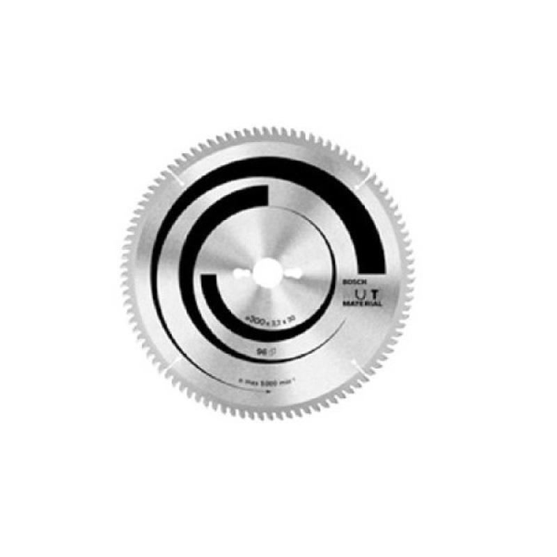 Lưỡi cắt nhôm 100 răng Bosch 2608642198 254mm (Bạc)