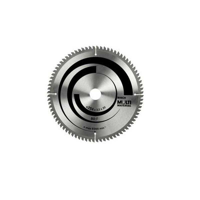 Lưỡi cắt nhôm Bosch 2608642203 120 răng 254mm (Bạc)