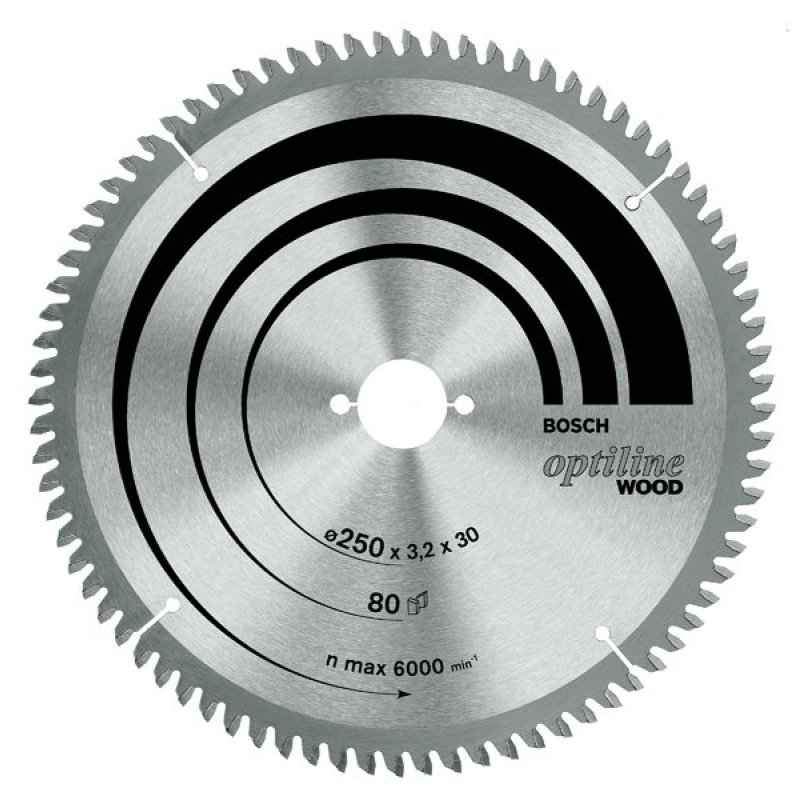 Lưỡi cưa gỗ (254xT120)