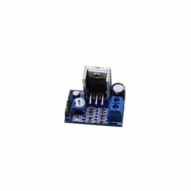 Bảng giá Mạch âm ly TDA2030 mini 18W 6-12V 23x31mm