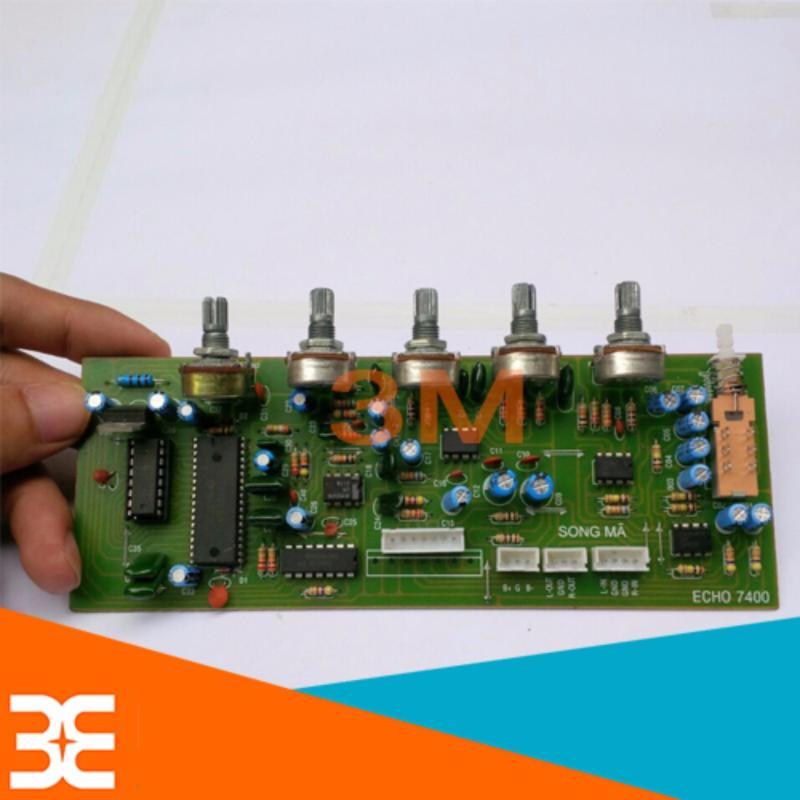 Bảng giá Mạch ECHO7400(Bo vang) Zin hoạt động siêu tốt