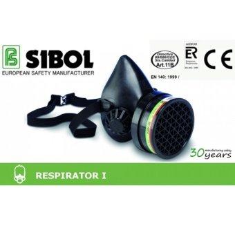 Mặt nạ phòng độc nửa mặt Sibol - 1 phin lọc