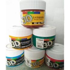 Mua Màu Acrylic 3D 100ml - AA03 (Nhiều màu) MS.1011