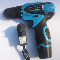 Máy bắn vít cầm tay dùng pin sạc 12V Power Show 02 tốc độ- hàng nhập khẩu