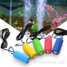 Máy bơm tạo Oxy dự phòng hồ cá USB 6V Mini