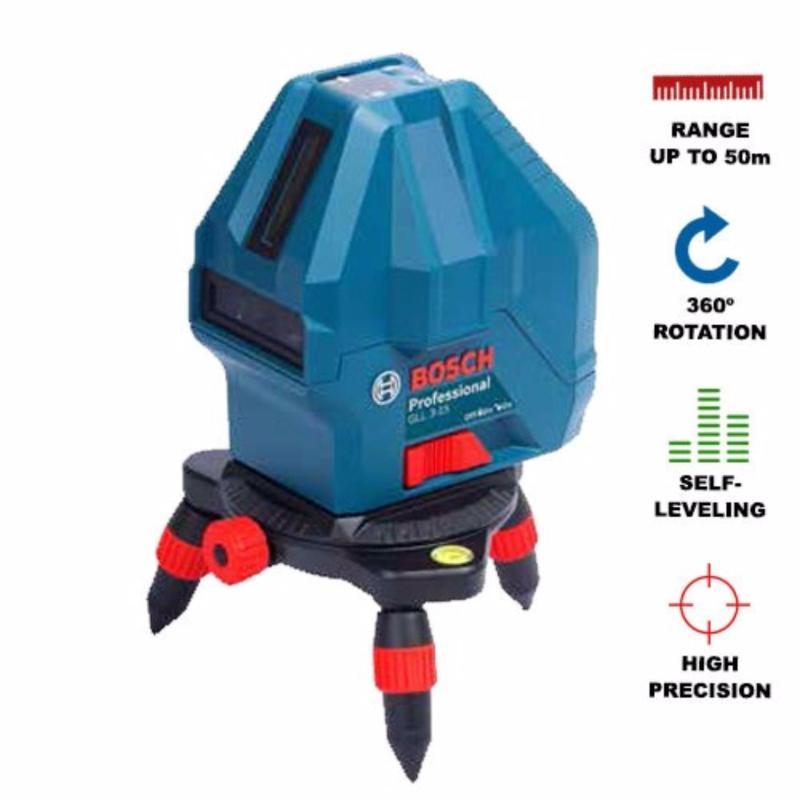 Máy cân mực laser Bosch GLL 3-15