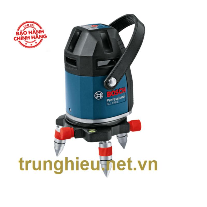 Máy cân mực laser Bosch GLL 8-40 SET