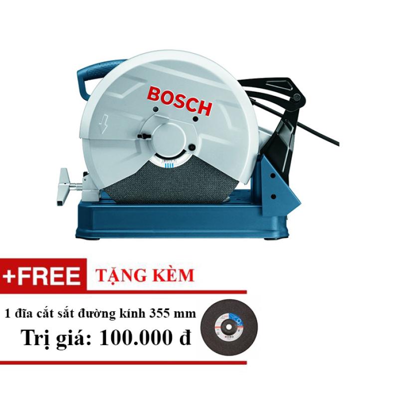 Máy cắt sắt Bosch GCO 200 + Tặng 1 đĩa cắt