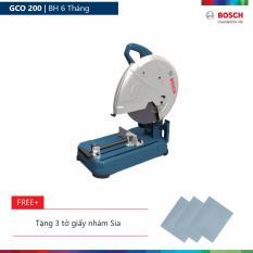 Máy cắt sắt Bosch GCO 200 Tặng 3 tờ giấy nhám