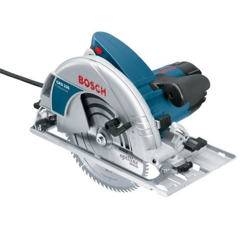 Máy cưa dĩa Bosch GKS 235 Professional (Xanh)
