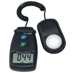 Máy đo cường độ ánh sáng THB LX-1010B (Ghi đen)