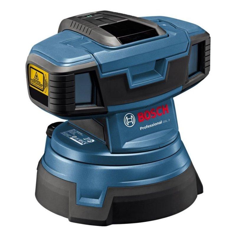 Máy đo độ phẳng Bosch GSL2 (Xanh)