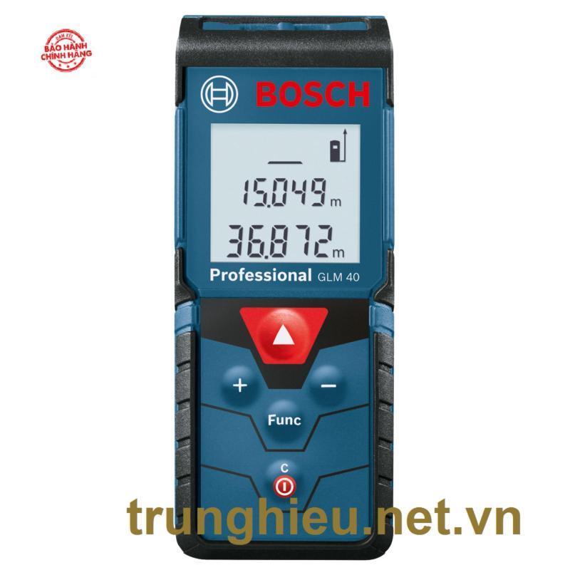 Máy đo khoảng cách 40m Bosch GLM 40