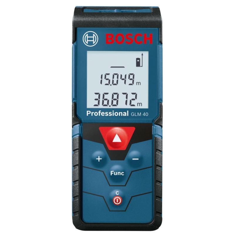 Máy đo khoảng cách laser GLM 40 Bosch
