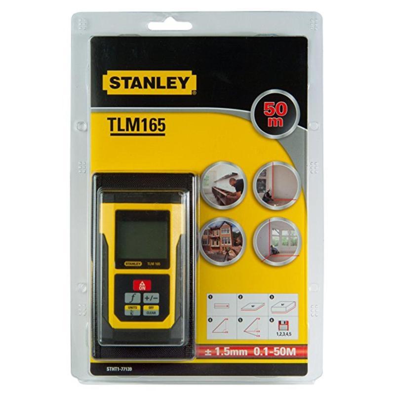 Máy đo khoảng cách laser Stanley TLM165