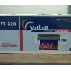 Máy Ép Plastic YT320- Lô Đỏ