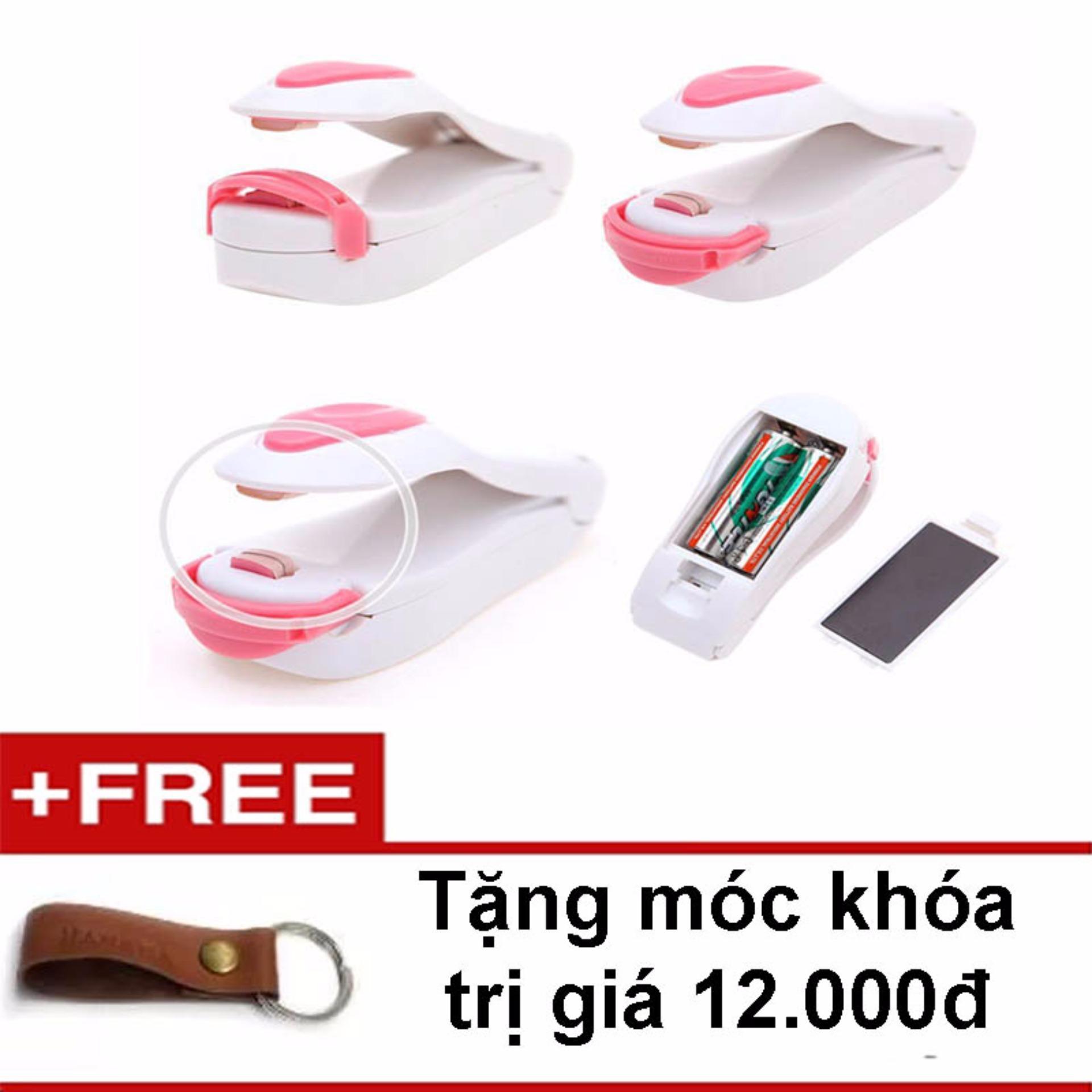 Máy hàn miệng túi mini loại mới 2017(tặng móc)
