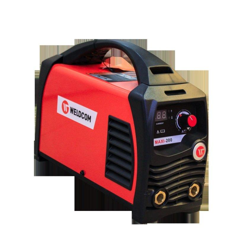 Máy hàn que  điện tử Weldcom Maxi 200