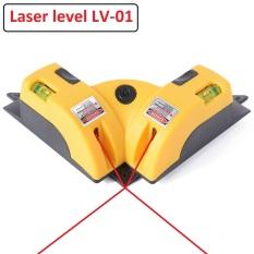 Máy ke góc vuông bằng 2 tia laser vuông gócLaser level LV-01