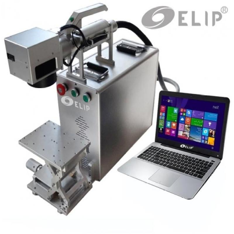 Máy khắc laser fiber Elip-200*200-10W