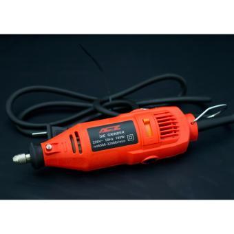 MÁY KHOAN ACZ-6032 180W 220VAC Siêu Khỏe ( Đỏ )