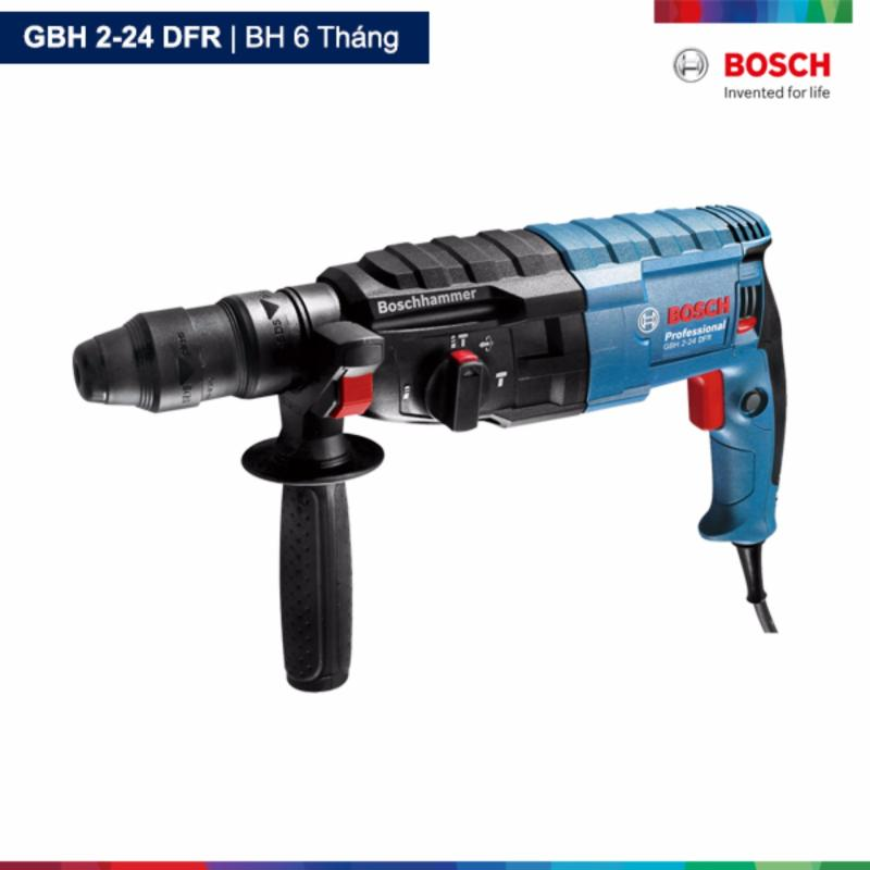 Máy khoan búa Bosch GBH 2-24 DFR