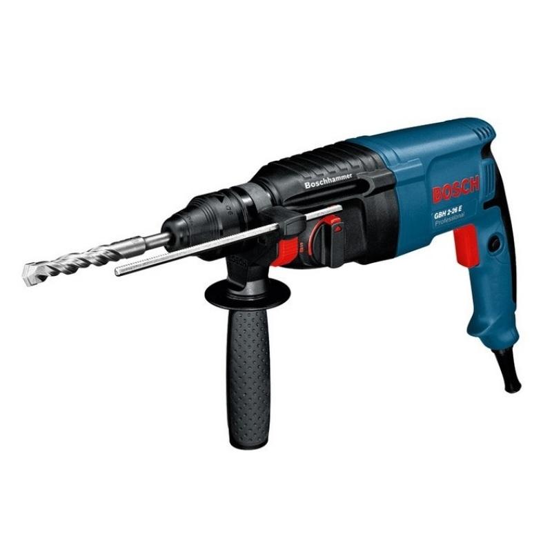 Máy khoan búa Bosch GBH 2-26 E Professional (Xanh)