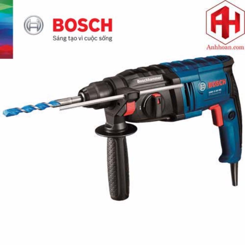 Máy khoan búa Bosch GBH2-20RE 600W (Xanh)